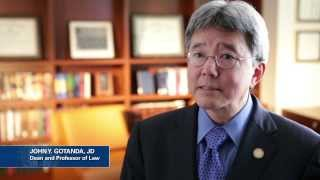 Villanova University School of Law -- Admissions Video