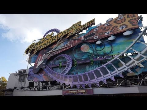 Rock 'n' Roller Coaster | Walt Disney Studios Paris