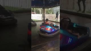 Развлечения в парке Маяковского 2020