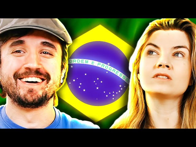 SÓ LUGARES DO BRASIL NO GEOGUESS! (e um pouco nos EUA)