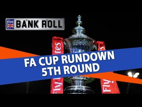 Team Bank Roll | FA Cup 5th Round Rundown: Betting Advice & Free Picks