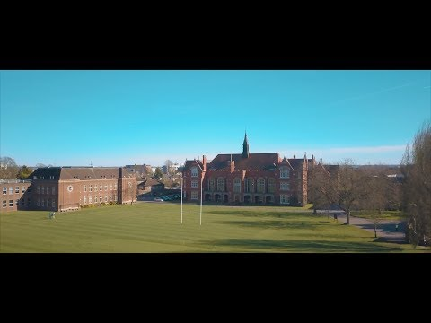 Bedford School From Above