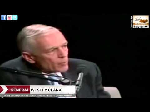 US General admits war was for oil and more!
