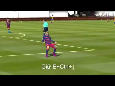 Cac kieu an mung ban thang trong FIFA Online 3 new