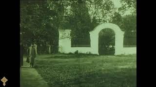 Самая известная старая кинохроника Валаамского монастыря  1906-1908 гг.