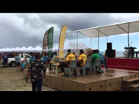 Trade day Te Maeva Nui Rarotonga Cook Islands July 2015