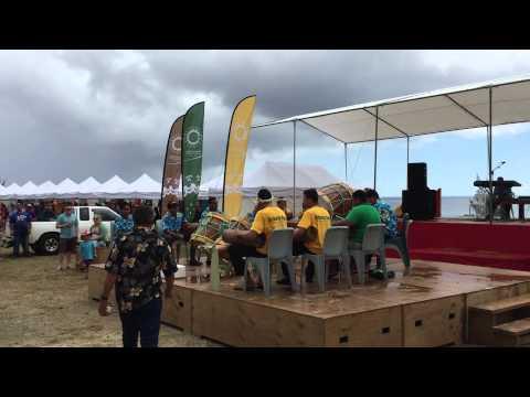 Trade day Te Maeva Nui Rarotonga Cook Islands July 2015