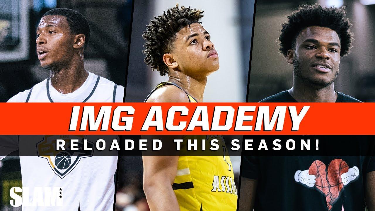 Is IMG the BEST Team in High School?! Keyonte George, Jaden Bradley, Jarace Walker & More!
