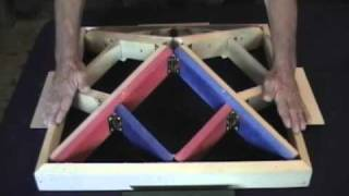 Aldoized Folding Roof For Square Building.wmv