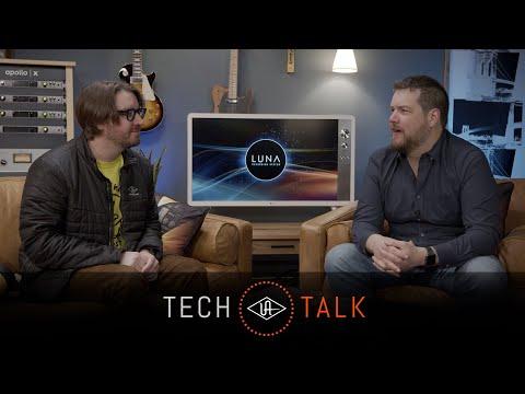 LUNA Recording System FAQ with UA Director of Product Development