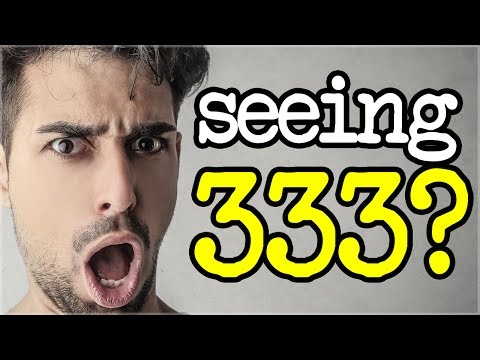 Numerology 333 Meaning: Do You Keep Seeing 333?