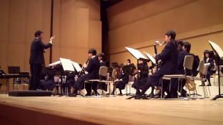 吹奏楽の日コンサート 米沢市立第三中学校