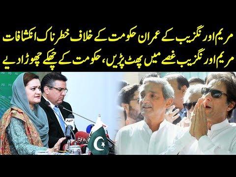 Maryam Aurangzeb Bashes PM Imran Khan