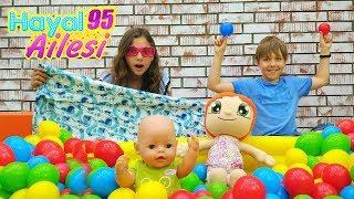 hayal ailesi ocuklar iin yeni oyun odas elenceli video