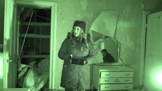This house is so haunted!! We caught a REAL ghost on camera!! WARNING THIS IS DISTURBING!!