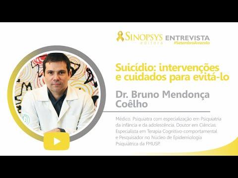 Suicídio: intervenções e cuidados para evitá-lo | Sinopsys Entrevista #12