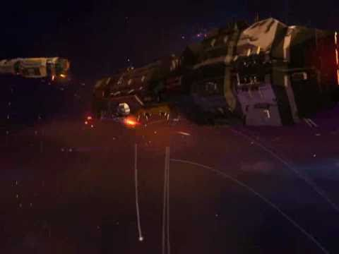 Homeworld 2 Point Defence Systems