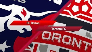 Video Gol Pertandingan FC Dallas vs Toronto FC