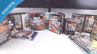 GTA Collection Unboxing - Part 2: The Trilogy
