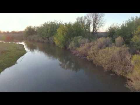 Finding Fish With The Phantom 4 Portneuf River Idaho