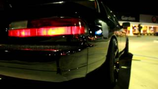 Nissan Silvia S13 Video