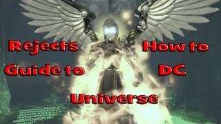 DC Universe Online How to - Get started on PS3
