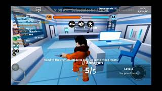 NEVER UNDERESTIMATE A MOBILE PLAYER - Roblox Jailbreak