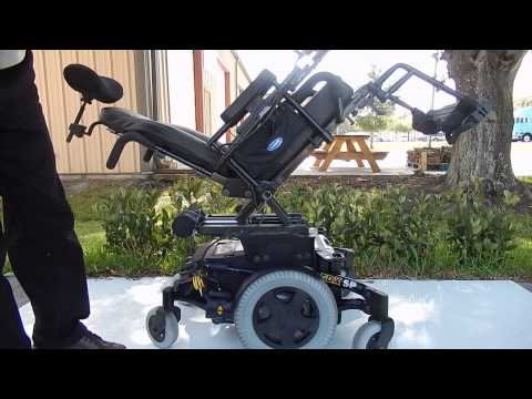 Invacare Tdx Series Power Wheelchairs