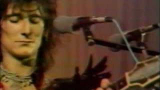"Ron Wood, Keith Richards And The First Barbarians - ""I Can Feel The Fire"""