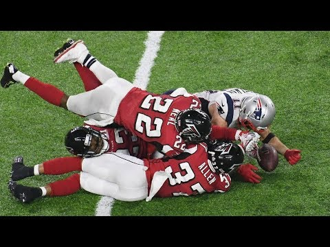 10 Luckiest NFL Plays That Will Leave You SPEECHLESS