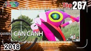 camera can canh  tap 267 full  chuyen tha dieu - than chet ngu quen - giao thong mang nhen
