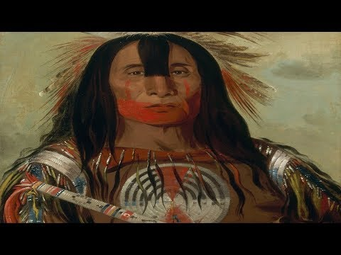 1 Hour of Native American Instrumental Music