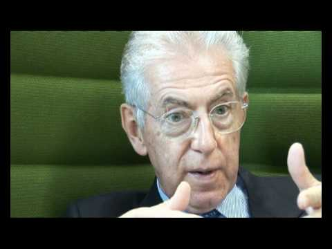Interview Mario Monti - Internal Market and social issues - part 03