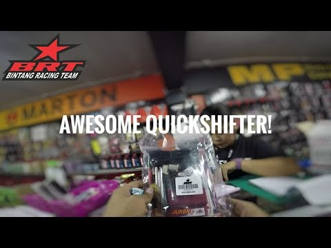BRT Juken 5 Racing ECU Installed | Suzuki Raider R150 Fi