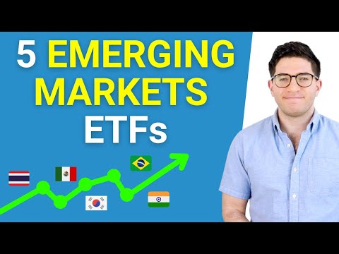 The 5 Best Emerging Markets ETFs (1 From Vanguard)
