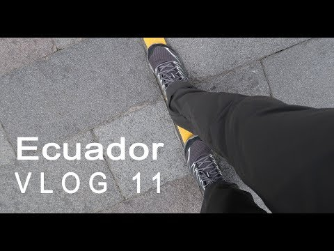 Travel VLOG 11 | Visiting the Middle of the World – Quito, Ecuador | real one - fake one ?!?