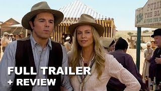 a million ways to die in the west official red band trailer   trailer review hd plus