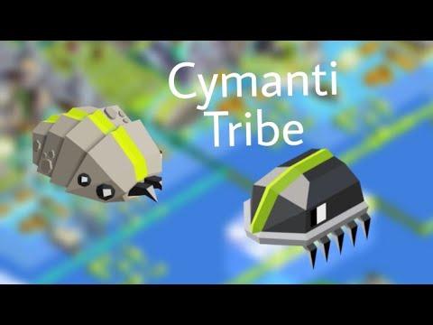 Battle of Polytopia   Cymanti Tribe  