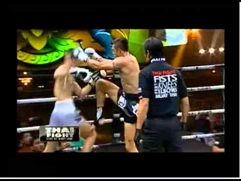 ไทยไฟต์ Thai Fight คาดเชือก 30 พฤศจิกายน 2556 สุดสาคร ไทรโยค