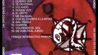 Un Grito en el Viento - El Bordo (Disco Completo/Full Album)