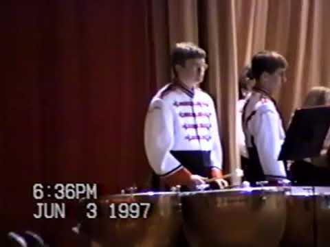 June 03 1997 Wellsburg Middle School Band Concert