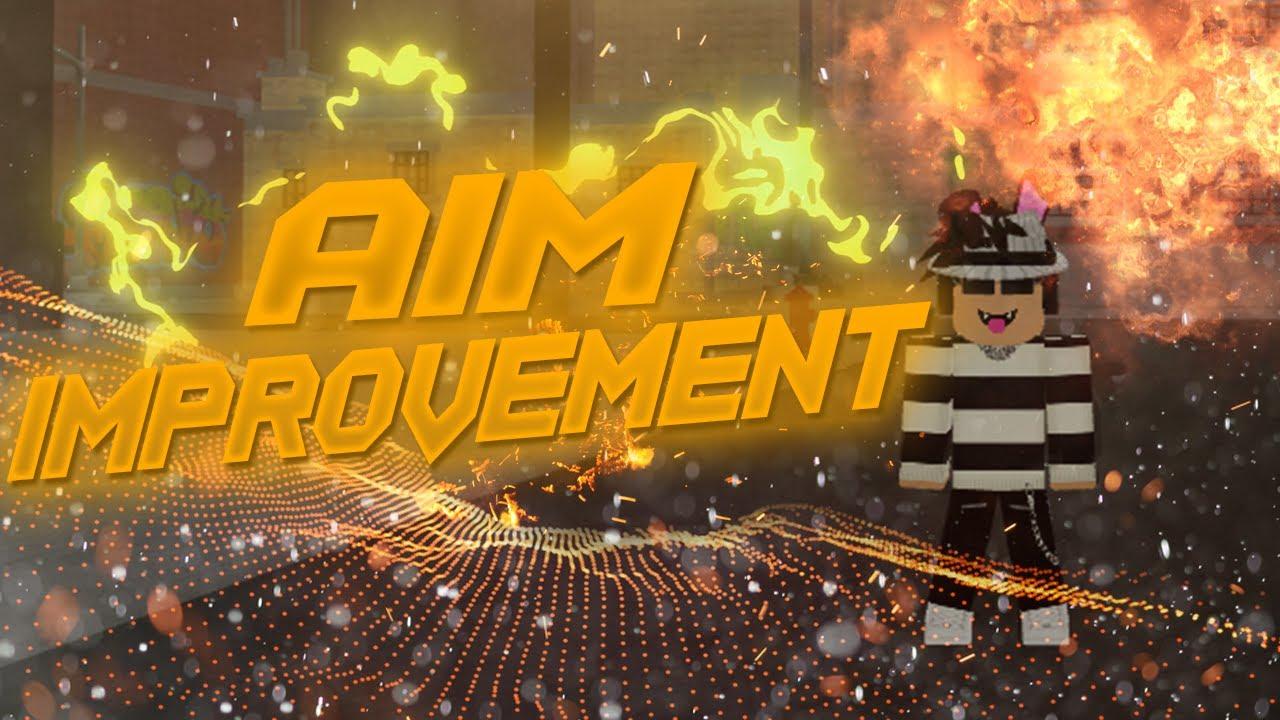 Download Aim Improvement...| Roblox Da hood