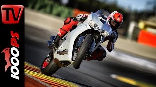 ducati 959 panigale first ride