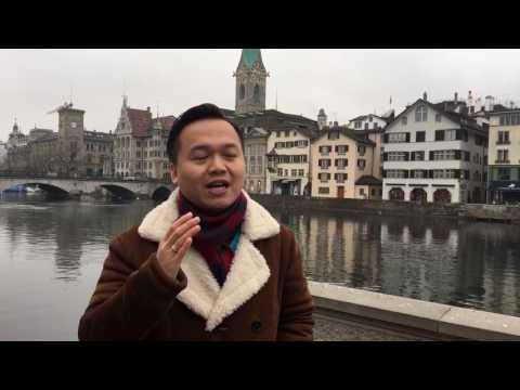 Testimoni Roy Li dari Zurich Switzerland