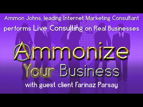 Ammonize - Ep.14: Follow-up on Consulting for Farinaz Parsay