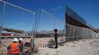 Die Trump-Mauer: der US-Präsident meint es ernst