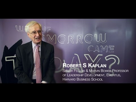 Reflections from Dr. Robert S. Kaplan - Positive Impact Summit 2017