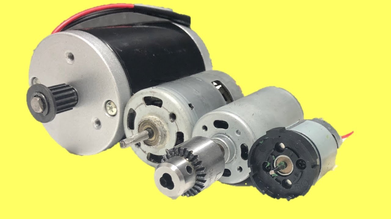 8 Diy Inventions Ideas     With Dc Motor