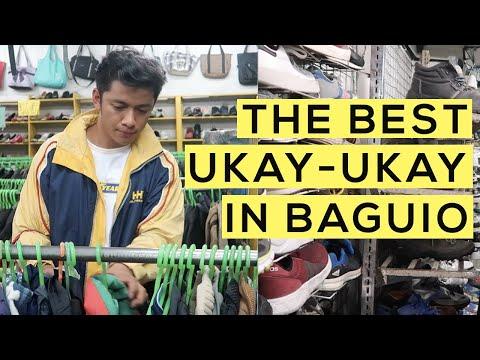 Baguio Ukay-Ukay + Try-On Haul | David Guison
