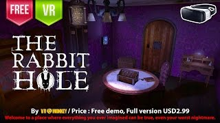 The Rabbit Hole - Escape the Room